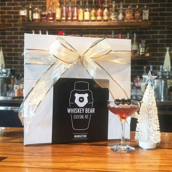 Whiskey Bear - Cocktail Kit - Manhattan