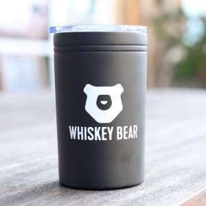 Whiskey Bear Tumbler 11 oz