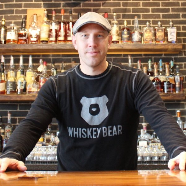 Whiskey Bear - Apparel - Mens - Black Thermal