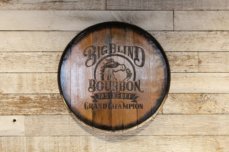 2019 Big Blind Bourbon Taste-Off
