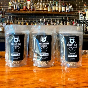 Whiskey Bear Tasting Flight Kits