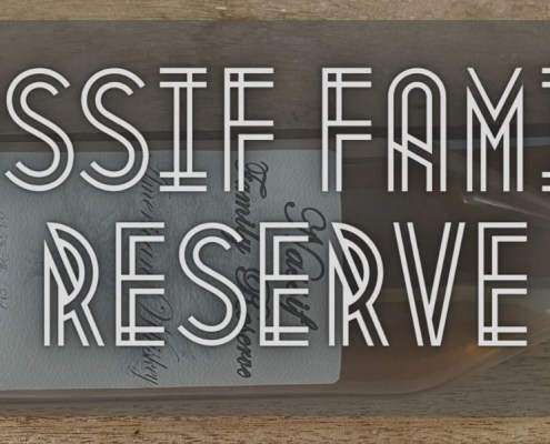 A header image of Nassif Reserve from Cat's Eye Distillery