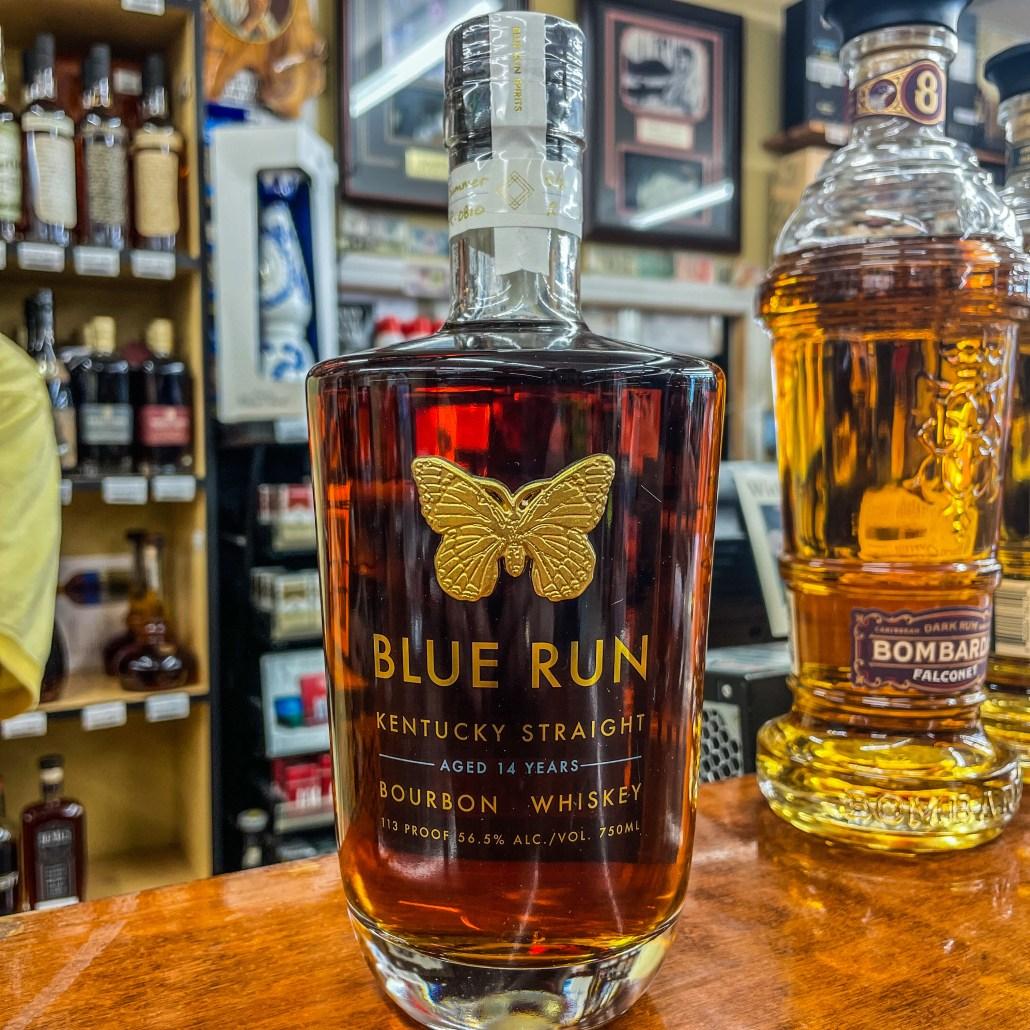 Blue Run Bourbon Whiskey