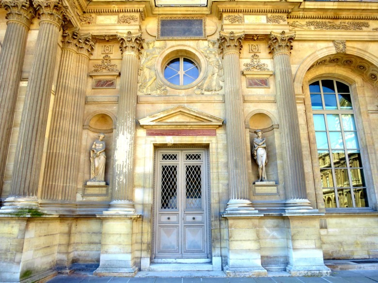 One of the many amazing doors in France. & Why I Love Doors (And Doors of Spain \u0026 France)   Whiskied Wanderlust