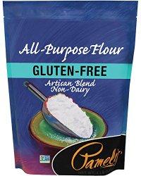 Pamela's Products Gluten Free Artisan Flour Blend, 4 Pound
