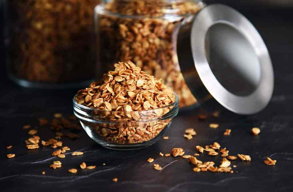 Cinnamon Toasted Oats