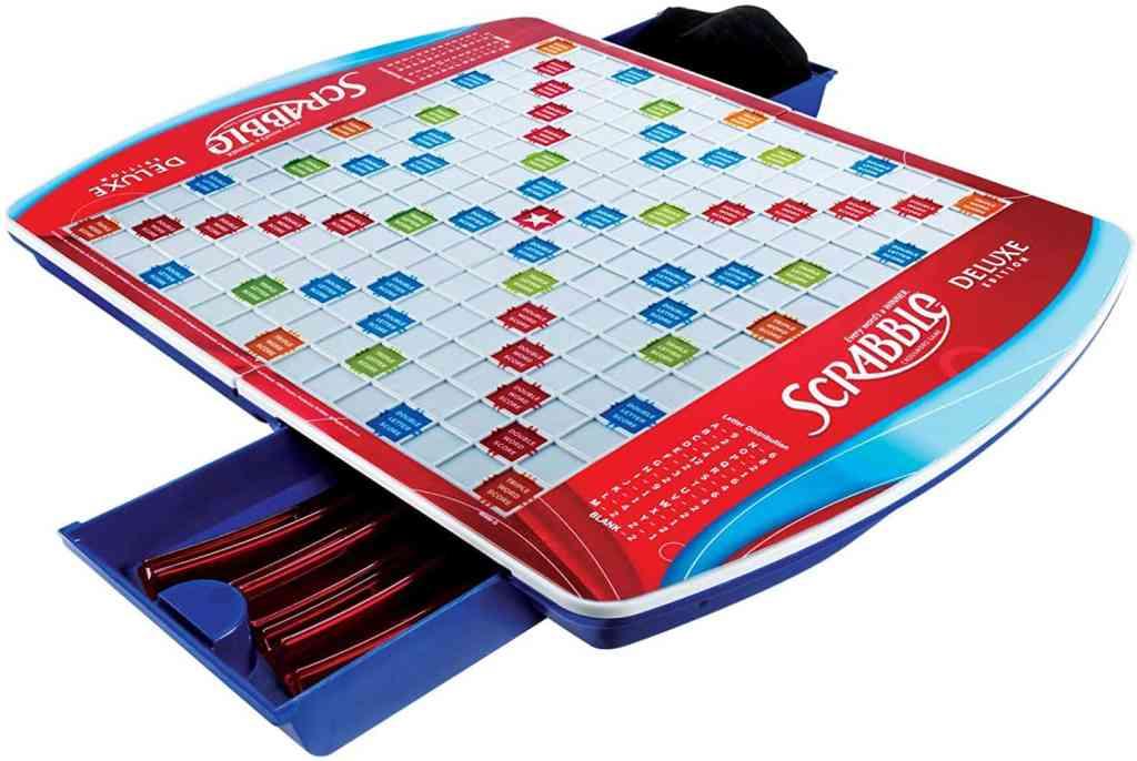 Scrabble Delux