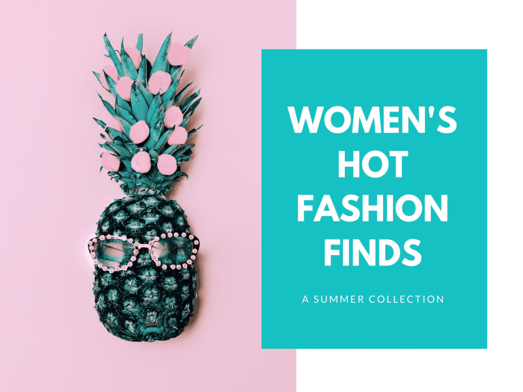 BEST AMAZON SUMMER FASHION FINDS