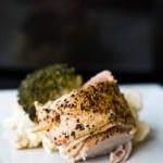Roasted Pork Tenderloin – Fast and Easy Dinner