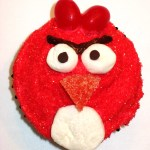Angry Birds Cake – Chocolate Cake from Scratch