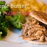 Apple Butter BBQ Pulled Pork – for the Freezer and Slow Cooker