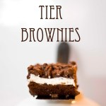 Triple Tier Brownies