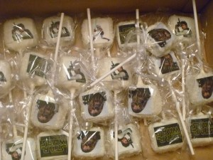 Star Wars Cake Pops (Guest Post)