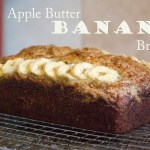 Apple Butter Banana Bread