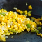 Confetti Corn – Easy and Fast Side Dish