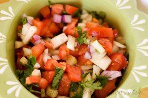 kachumber saladCR