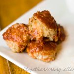 BBQ Meatballs – a Potluck Favorite