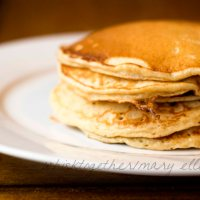 Famous Diner's Pancakes