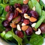 Antioxidant Spinach Salad