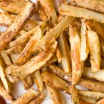 Best Baked Fries and Burgers