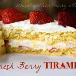 Fresh Berry Tiramisu