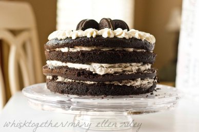 Cookies and Cream Cake_9 on Whisk Together