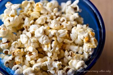 Kettle Corn on Whisk Together