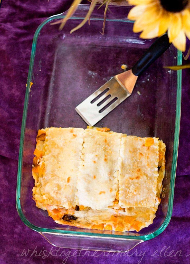 Roasted Butternut Squash Lasagna_3 on WT