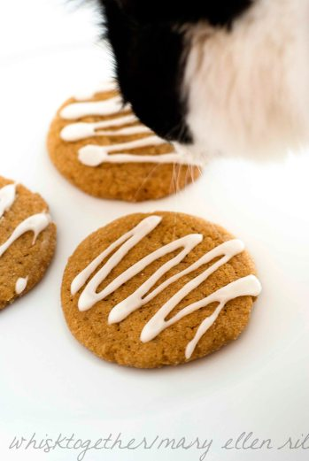 Chewy Ginger Cookies on Whisk Together
