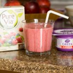 Easy Strawberry Smoothie and Sorbet