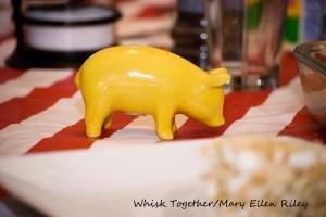Piggie on Whisk Together