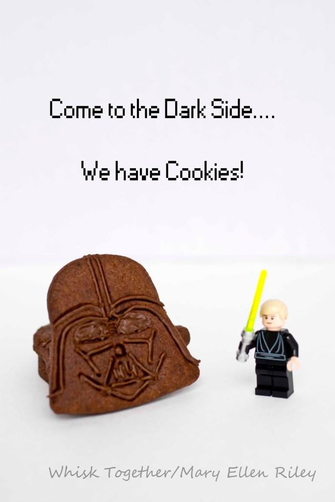 Darth Vader Cookies_1 on Whisk Together