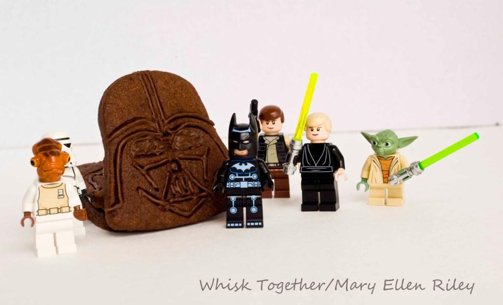 Darth Vader Cookies_2 on Whisk Together