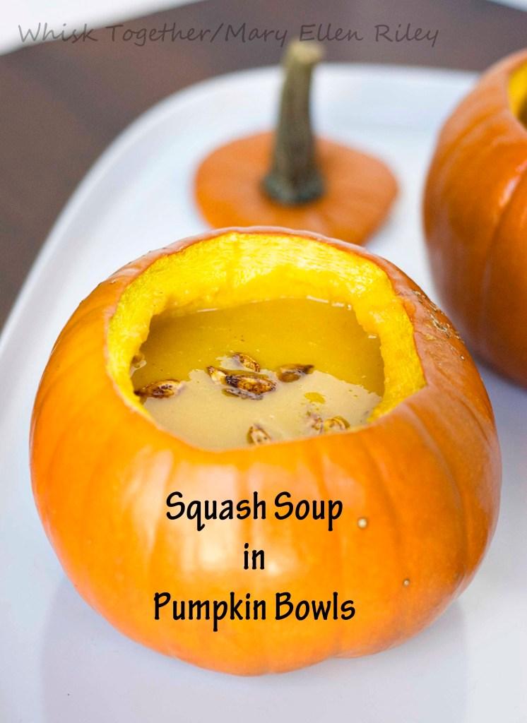 Pumpkin Bowl Soup_7 on Whisk Together