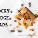Freezer Meal Book & Rocky Ledge Bars