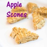 Caramel Apple Scones_4 on Whisk Together