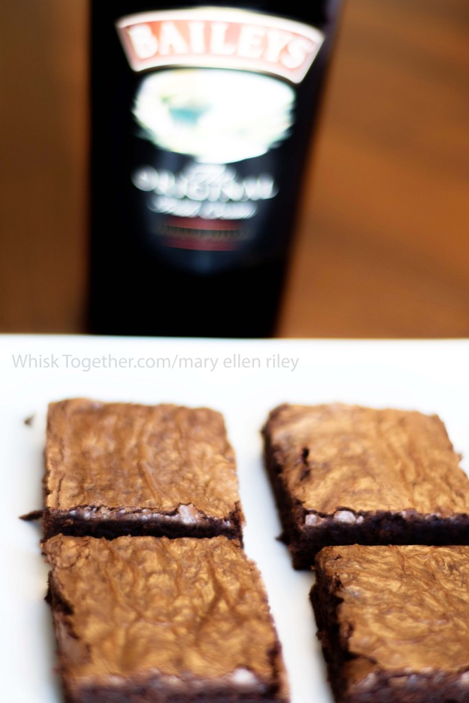 Bailey's Brownies-2015 on Whisk Together