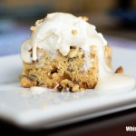 Applebee's White Chocolate & Walnut Blondie Copycat