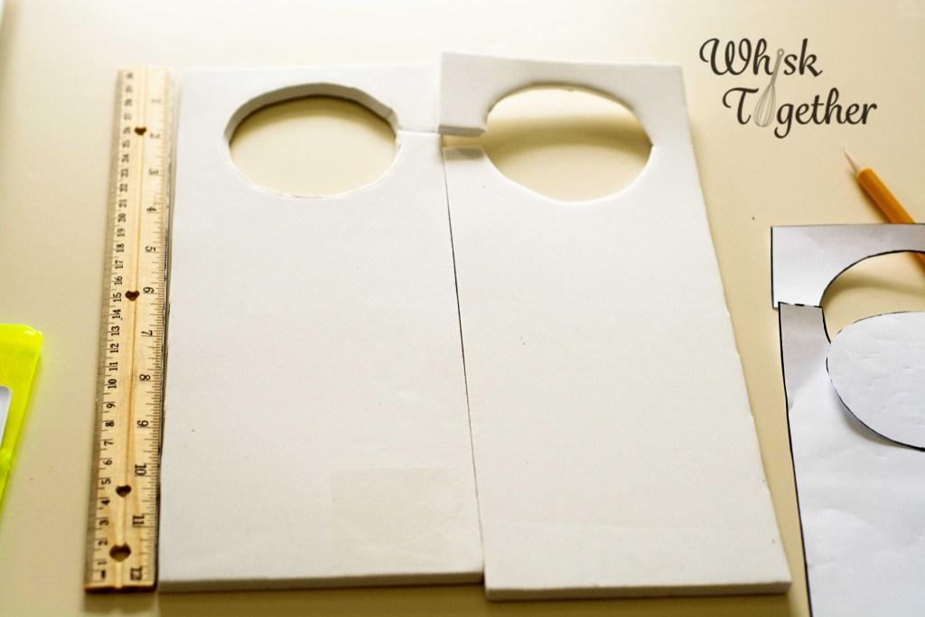 Chore Door Hanger-2576 on Whisk Together