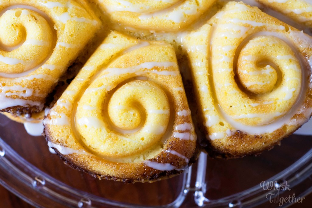 Cinnamon Bun Cake-2593 on Whisk Together