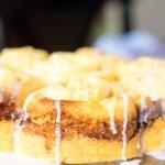 Cinnamon Roll Cake and Flourishing