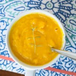 Orange Carrot Soup