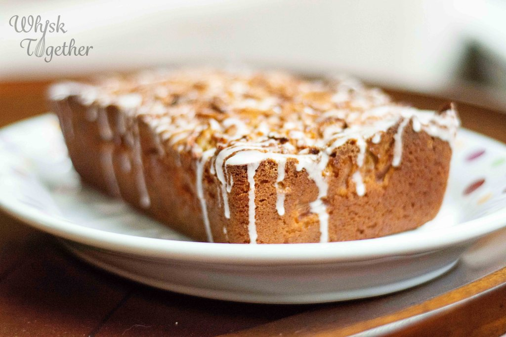 Apple Fritter Bread on Whisk Together-4550