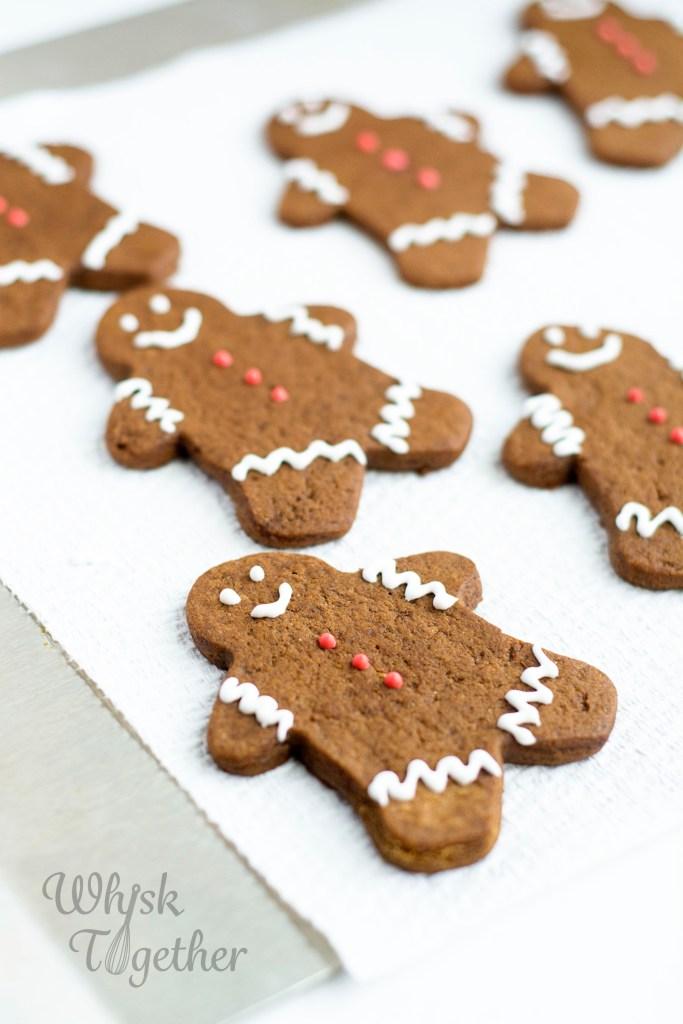 Gingerbread Men_1 on Whisk Together