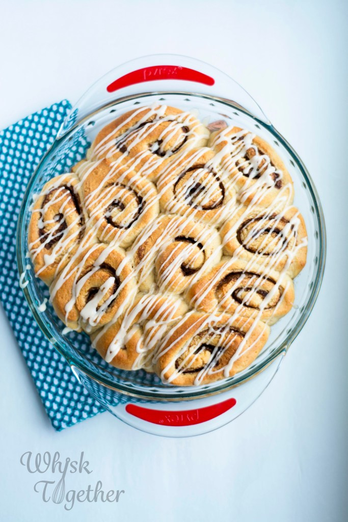 Quick and Easy Cinnamon Rolls_2 on Whisk Together