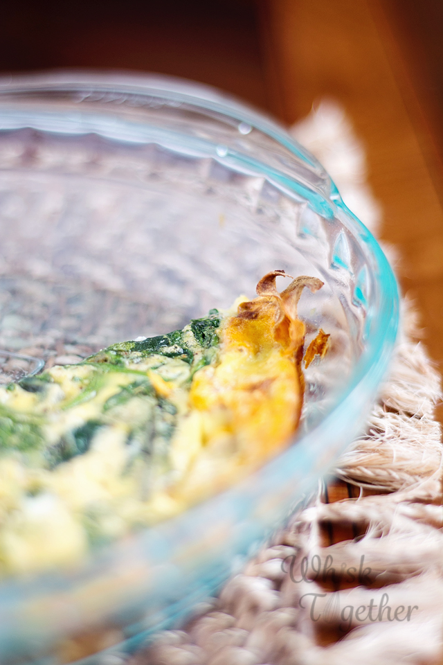 Sweet Potato Crust Quiche on Whisk Together3