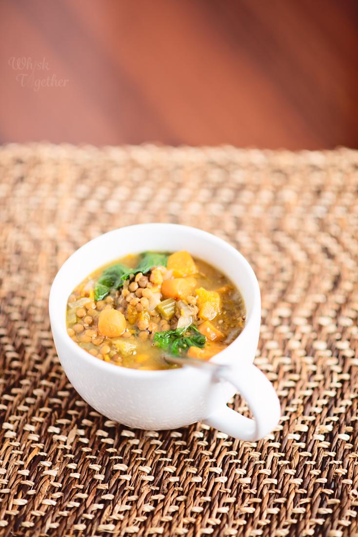 Detox Lentil Soup