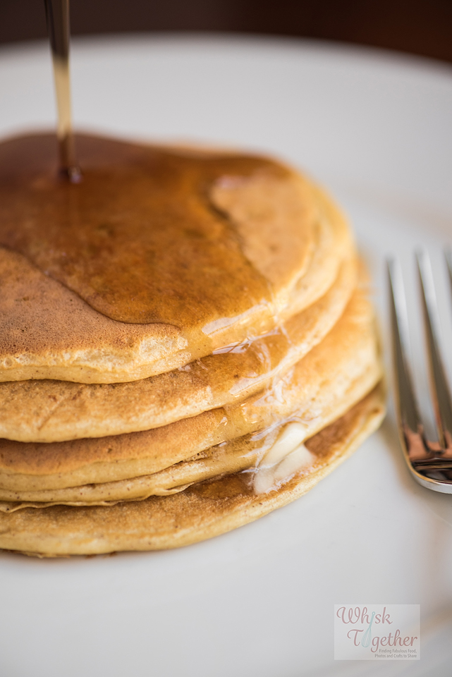Protein Pancakes Recipe with Eggs and Greek Yogurt