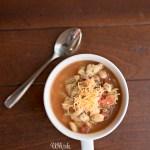 White Chicken Chili | Instant Pot