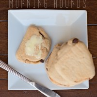 Cinnamon Raisin Morning Rounds